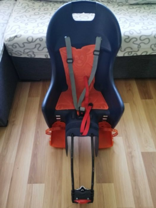 Fotelik rowerowy dla dziecka Wołomin - image 1