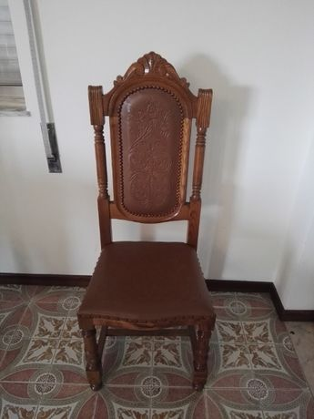 Cadeiras de sala + mesa NOVO PREÇO