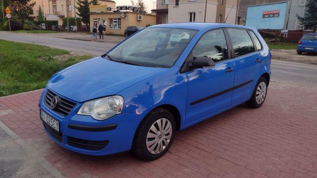 VW POLO benzyna grudzień 2006r LIFT