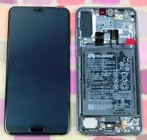 Oryginalny Wyświetlacz LCD Szybka Huawei P20 Pro - moduł wyświetlacza