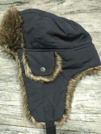 Зимова шапка для хлопчика H&M