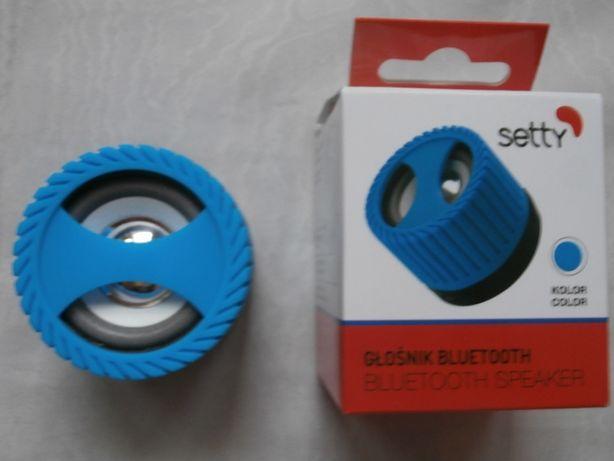 Glosnik Setty Bluetooth Speaker orginal