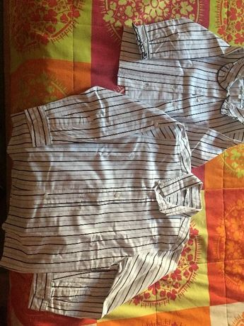 Camisas igual menino e menina