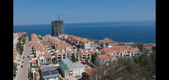 """1 комнатная видовая квартира жк """"Sea View"""" Гагаринское плато 4"""