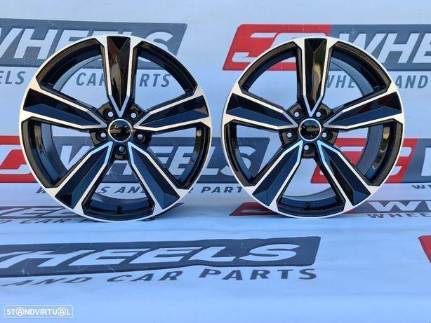 Jantes look Audi RS4 em 19 5x112