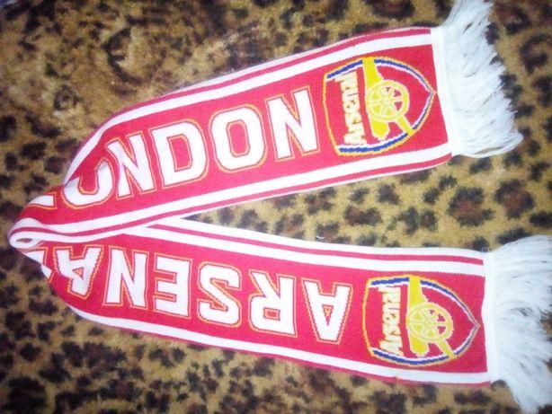 Фанатский шарф Арсенал Лондон