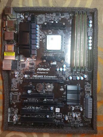 Kit motherboard processador memoria ram