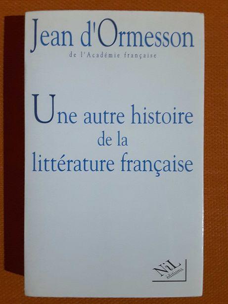 Histoire de la Littérature Française/ Philip Roth/ Neal Stephenson