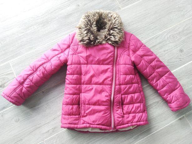 Zimowa kurtkeczka dziewczęca