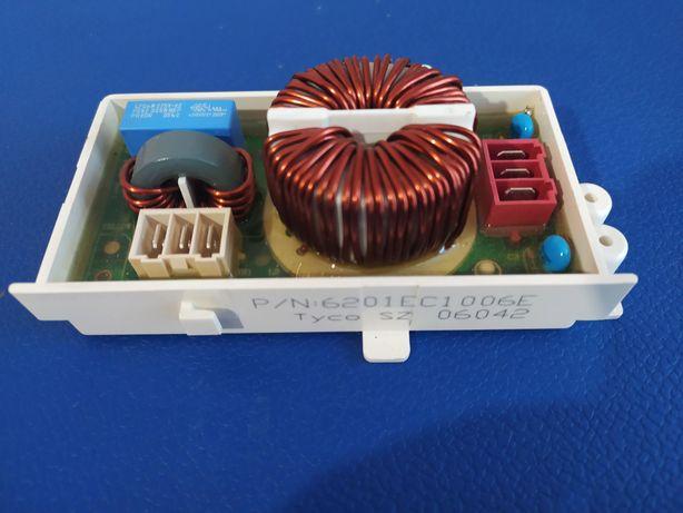 Сетевой фильтр стиральной машины LG