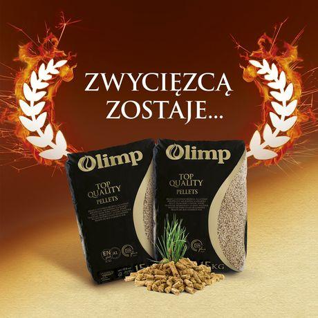 OLIMP z dostawą GRATIS NAJLEPSZY Pellet drzewny LAVA Olczyk Pelleton