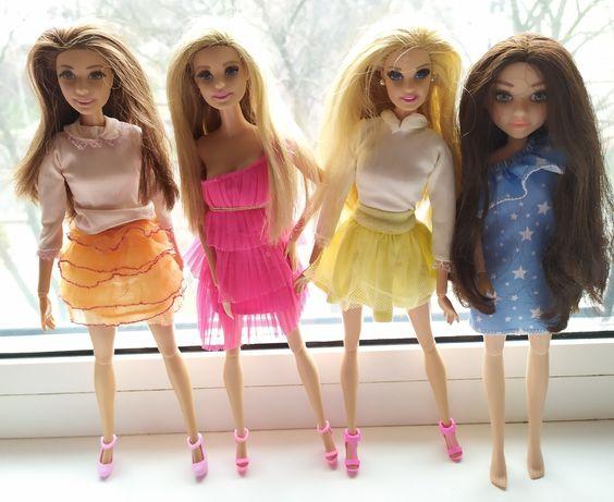 Кукла Барби йога, Barbie made to move, Дисней, Жасмин, БМР, BMR Disney