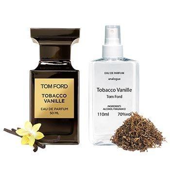 Tom Ford Tobacco Vanille СТОЙКИЕ том форд табак ваниль тестер 110 мл