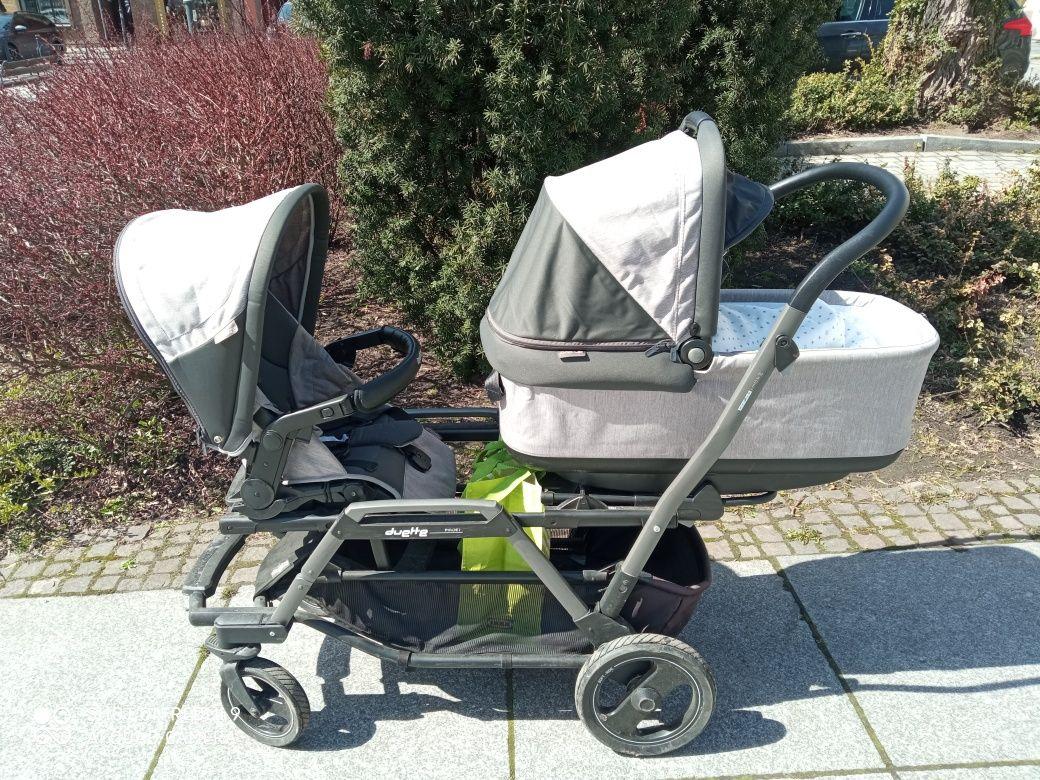 Wózek bliźniaczy/rok po roku