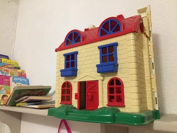Domek rozkladany dla dzieci