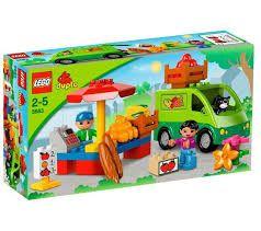 Lego Duplo 5683 - Warzywniak