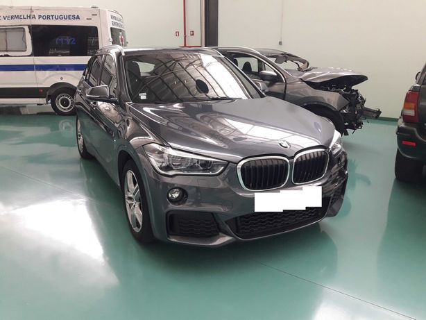 BMW X1 pack M nacional