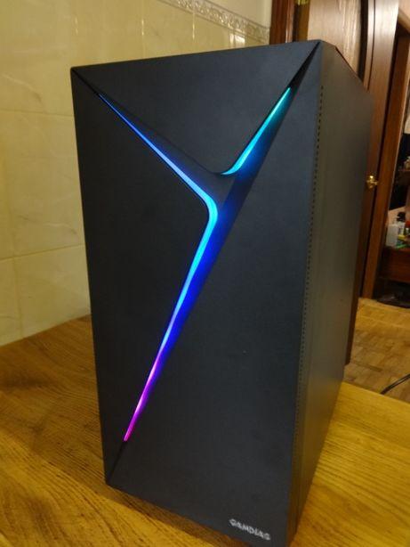 Продається ПК! XEON 2689. 16 GB RAM (GTX 1650 SUPER)