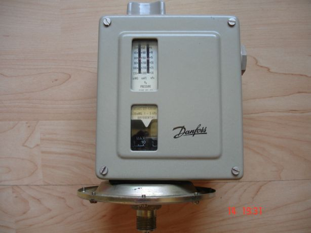 Presostat Danfoss RT113,fabrycznie nowy