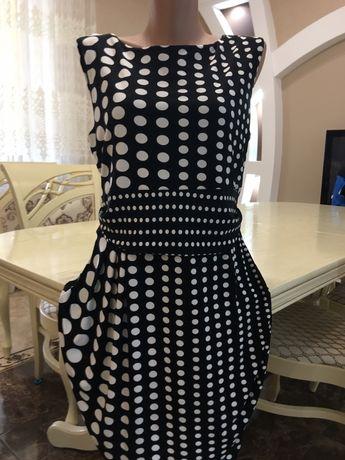 Платье в горох/ плаття/ сукня