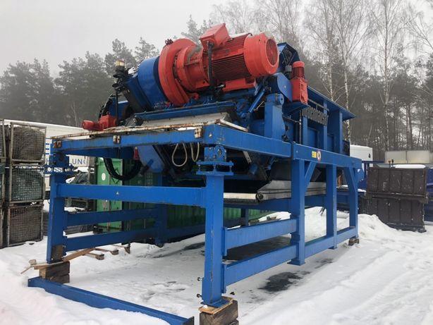 Strzępiarka Młyn NEUENHAUSER S380 EMM Rozdrabniarka odpadów recykling