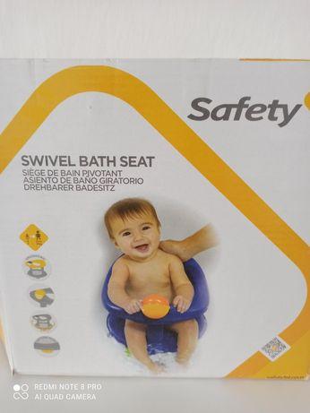 Obrotowe krzesełko do kąpieli