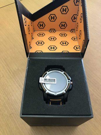 Relogio Smartwatch HAMMER GPS Preto - NOVO / ORIGINAL