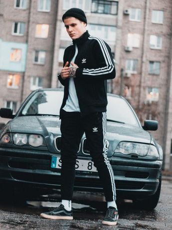 Спортивный котсюм Adidas (7 костюмов) свитшот/штаны/олимпийка