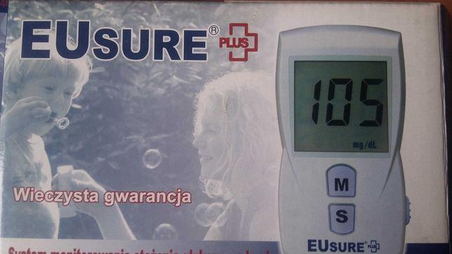Glukometr EUsure plus