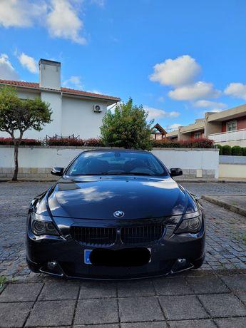 BMW 645 Cabrio kit GPL