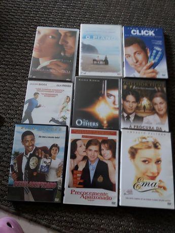 DVds varios _ filmes Ação