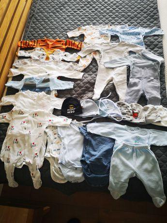 Ubranka dla niemowlaka - rozmiar 56!!