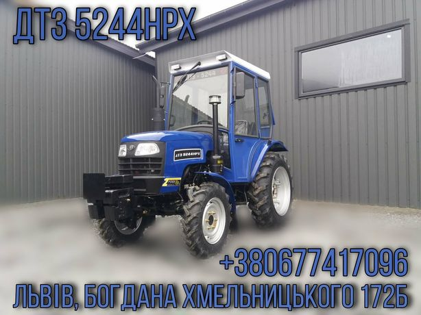 Трактор ДТЗ 5244 НРХ (з кабіною) Кредит!!!Доставка!!!