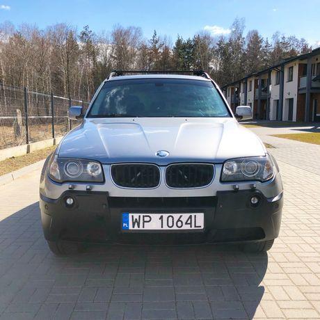 BMW x3 2.0D full opcja