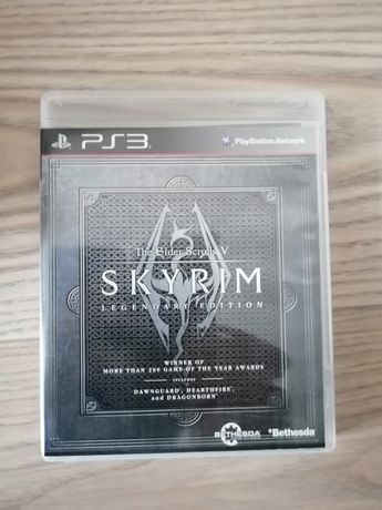 Skyrim legendary edition ps 3
