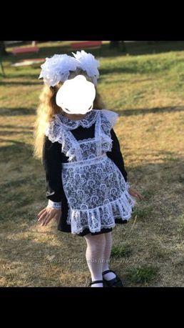 Школьная форма, платье в школу