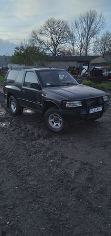 Opel frontera 2.0 benzyna