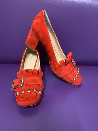 Нові жіночі туфельки Angelo Bervicato ( італія) 38,5 розміру, брендове
