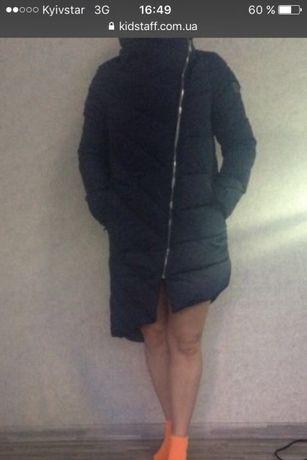 Пальто Зима в стиле oversize