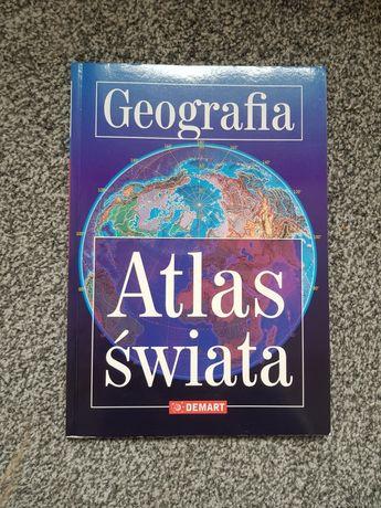 Atlas świata Geografia demart