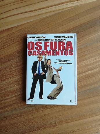 """Filme DVD """"Os Fura Casamentos"""""""