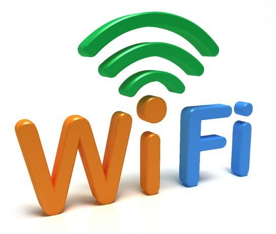 Настрою Wi-Fi интернет