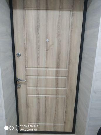 Реставрация- ремонт металлических дверей