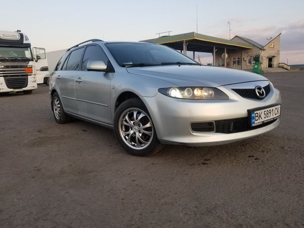 Mazda 6 1.8 газ/бензин