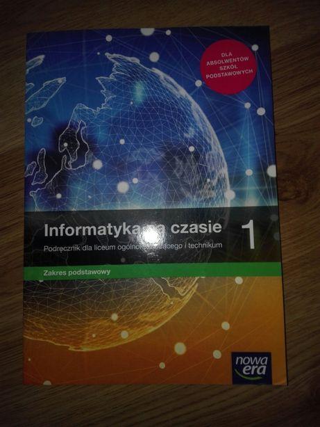 Podręcznik do informatyki klasa 1 liceum i technikum