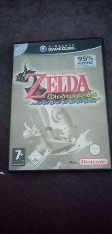 Gra Nintendo The legend od ZELDA The wind waker