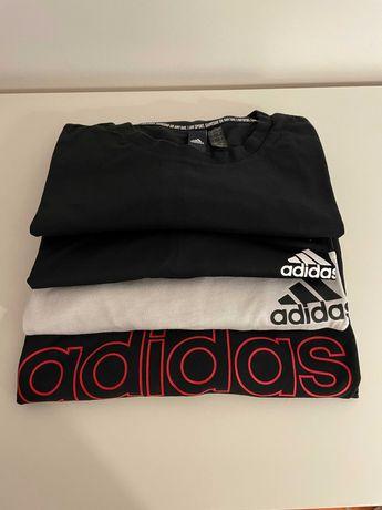 T-Shirts ADIDAS para Desporto - NOVAS