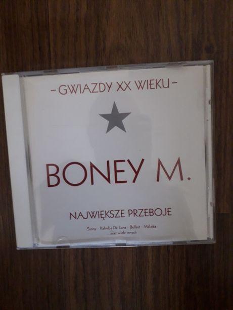 Gwiazdy XX wieku. Boney M. Największe przeboje. Jak nowa.