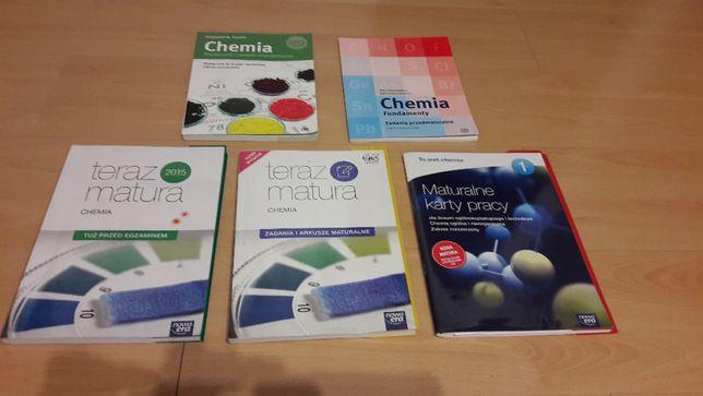 nowe książki matura chemia rozszerzona - okazja !