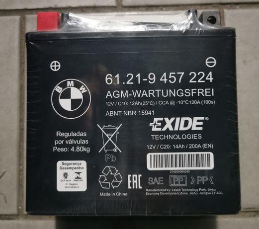 Nowe akumulatory Exide 14Ah i 16Ah.